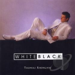 Rheingans, Thomas - White Black CD Cover Art