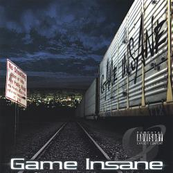 Game Insane - Game Insane CD Cover Art