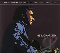 Diamond, Neil - 12 Songs CD Cover Art