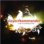 Kommander / Player - On the Eve of Absolute Get Down LP Cover Art