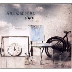 Carolina, Ana - N9ve CD Cover Art