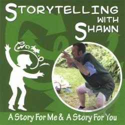Middleton, Shawn - Story For Me & A Story For You CD Cover Art