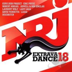 Vol. 18 - NRJ Extravadance CD Cover Art