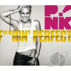 Pink - F**kin' Perfect DS Cover Art