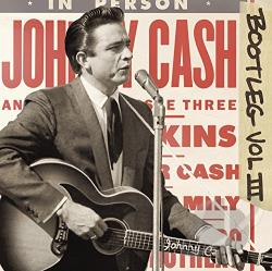 Cash, Johnny - Bootleg, Vol. 3: Live Around the World CD Cover Art