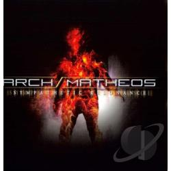 Arch / Arch, John / Matheos / Matheos, Jim - Sympathetic Resonance LP Cover Art