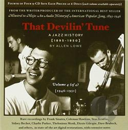 Various Artists - That Devilin' Tune: A Jazz History (1895-1950), Vol. 4 (1946-1951) DB Cover Art