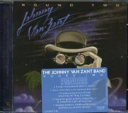 Johnny Van Zant Band - Round Two CD Cover Art