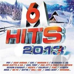 M6 Hits 2013 CD Cover Art