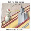 Black Sabbath - Technical Ecstasy CD Cover Art