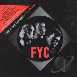 Fine Young Cannibals - Finest CD Cover Art