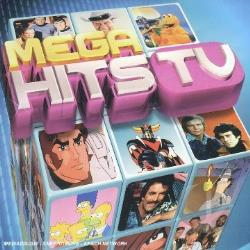 Mega Hits Tv CD Cover Art