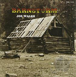 Walsh, Joe - Barnstorm CD Cover Art