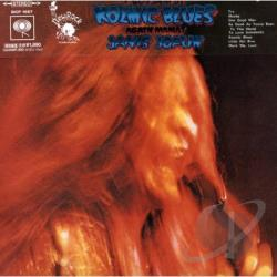 Joplin, Janis - I Got dem Ol Kozmic Blues Again Mama CD Cover Art