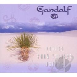 Gandalf - Echoes From Ancient Dreams CD Cover Art