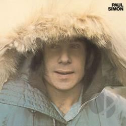 Simon, Paul - Paul Simon CD Cover Art