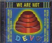 We Are Not Devo CD Cover Art