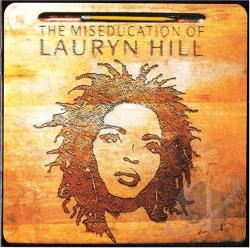 Hill, Lauryn - Miseducation of Lauryn Hill CD Cover Art