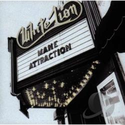 White Lion - Mane Attraction CD Cover Art