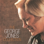 Jones, George - George Jones Collection CD Cover Art