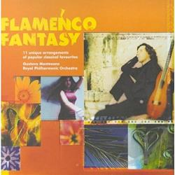 Montesano, Gustavo - Flamenco Fantasy CD Cover Art