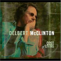McClinton, Delbert - Cost of Living CD Cover Art