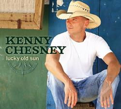 Chesney, Kenny - Lucky Old Sun CD Cover Art