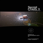Secret Chiefs 3 - Satellite Supersonic, Vol. 1: Ishraqiyyun/Elecrtomagnetic Azoth/Ur CD Cover Art