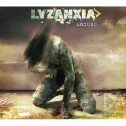 Lyzanxia - Locust CD Cover Art