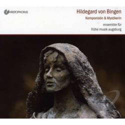 Ensemble For Early Music Augsburg - Hildegard von Bingen: Komponistin & Mystikerin CD Cover Art