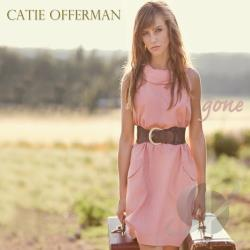 Catie Offerman - Gone CD Cover Art