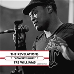 Revelations - Concrete Blues CD Cover Art