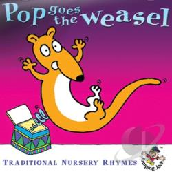 Pop Goes the Weasel CD Cover Art