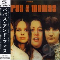 Mama's & The Papa's - Papas & the Mamas CD Cover Art