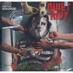 Quiet Riot - Condition Critical CD Cover Art