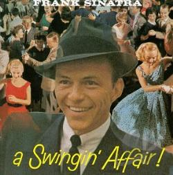 Sinatra, Frank - Swingin' Affair! CD Cover Art