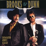 Brooks & Dunn - Brand New Man CD Cover Art