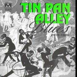 Tin Pan Alley Blues: 1916-1925 CD Cover Art