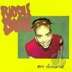 Difranco, Ani - Puddle Dive CD Cover Art