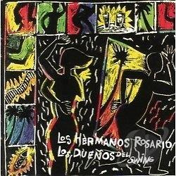 Los Hermanos Rosario - Los Duenos Del Swing CD Cover Art