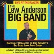 Anderson, Lew - Live At The Blazer! CD Cover Art