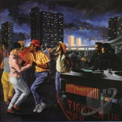Big Audio Dynamite - Tighten Up '88 CD Cover Art