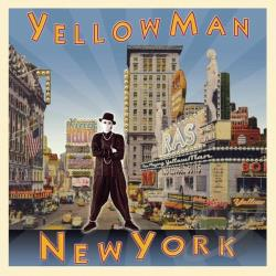 Yellowman - New York CD Cover Art