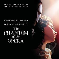 London Casts / Original American / Original Soundtrack - Phantom of the Opera CD Cover Art