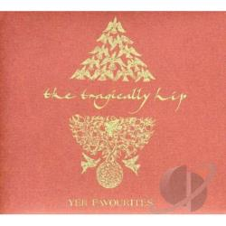 Tragically Hip - Yer Favourites CD Cover Art