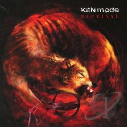 Mode, Ken - Reprisal CD Cover Art