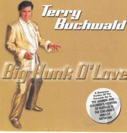 Buchwald Terry - Big Hunk O' Love CD Cover Art