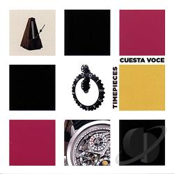 Cuesta Voce - Timepieces CD Cover Art