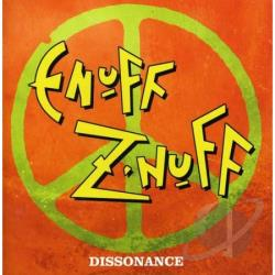 Enuff Z'Nuff - Dissonance CD Cover Art
