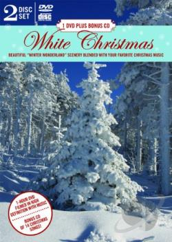 White Christmas CD Cover Art